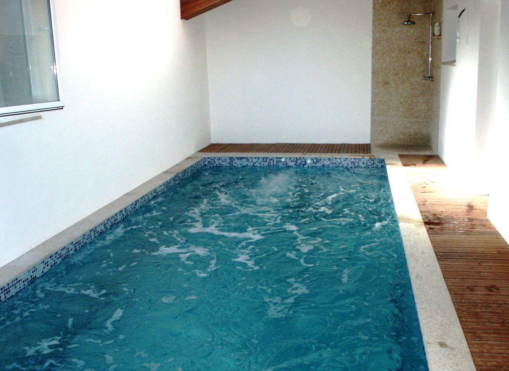 ver galer a piscinas hormig n interiores aguasport piscinas