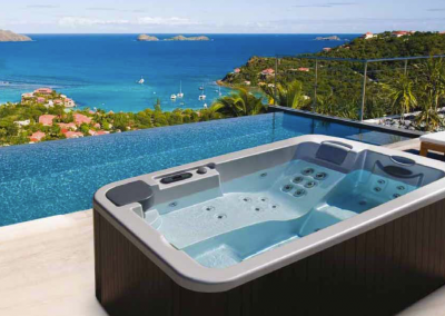 Spa con mueble Ocean 40_ ASTRAL POOL