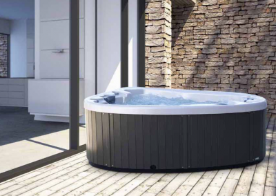 Spa con mueble Corner_ ASTRAL POOL