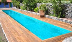 AGUASPORT piscinas.  Calle natación